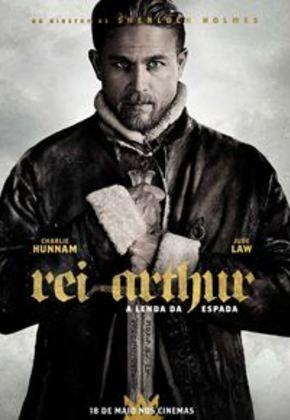 rei-arthur-a-lenda-da-espada-3d poster