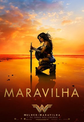 mulher-maravilha poster