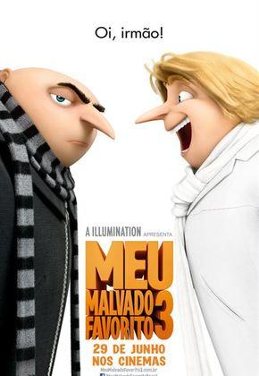 Meu Malvado Favorito 3 poster
