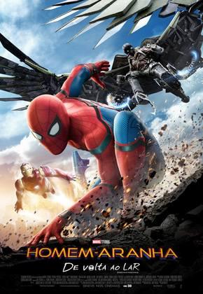 homem-aranha-de-volta-ao-lar poster