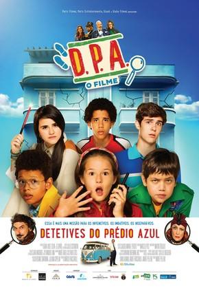 d-p-a-detetives-do-predio-azul-o-filme poster
