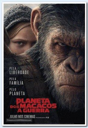 planeta-dos-macacos-a-guerra-3d poster