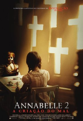 Anabelle 2: A Criação do Mal poster