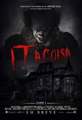 IT: A Coisa poster