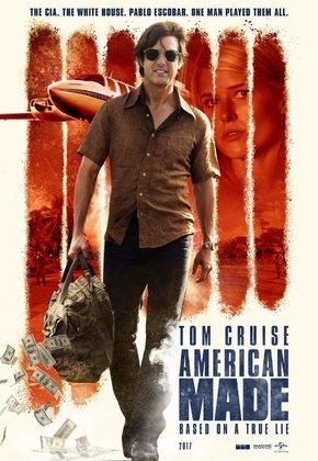 Feito na América poster