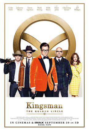 Kingsman: O Círculo Dourado poster