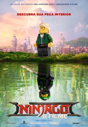 LEGO NINJAGO: O FILME poster