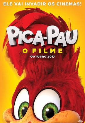 Pica-Pau: O Filme  poster