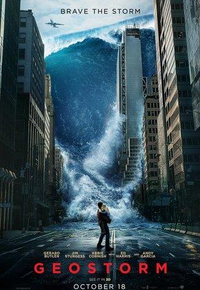 Tempestade: Planeta em Fúria 3D poster
