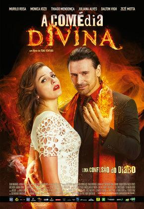 A Comédia Divina poster