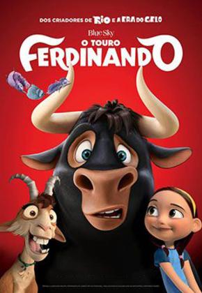 O Touro Ferdinando (3D) poster