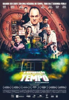 a-reparticao-do-tempo poster